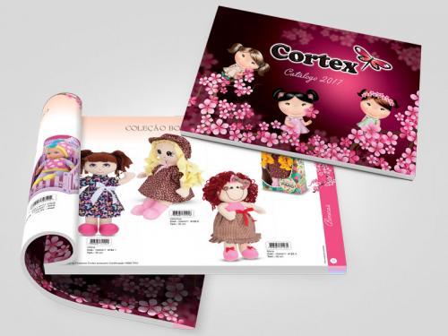 Criação de Catálogo para Brinquedos e Bonecas