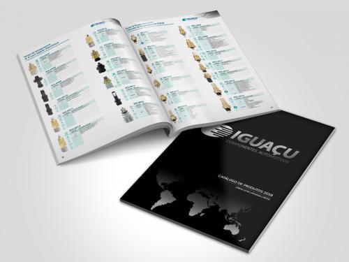 criação de catálogo de autopeças Iguaçu