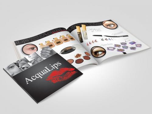 Criacao de catalogo para cosmeticos